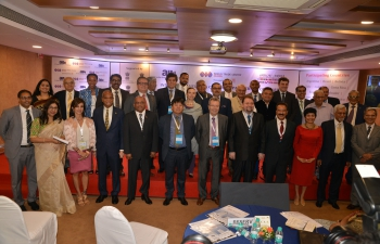 India - Latin America and Caribbean Partnership Conclave on Trade and Investment on 15 and 16 June 2017 in Mumbai.